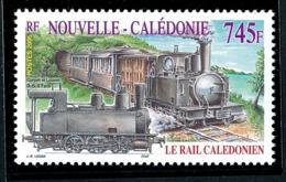 NOUV.-CALEDONIE 2005 - Yv. 944 *   Faciale= 6,24 EUR - Train. Le Rail Calédonien  ..Réf.NCE25573 - New Caledonia
