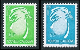 NOUV.-CALEDONIE 2005 - Yv. 946 Et 947 **  Cagou 1f Et 3f (2 Val.)  ..Réf.NCE25576 - New Caledonia