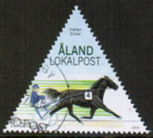 2015 Aland Islands, Horse Racing Used. - Aland