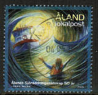 2015 Aland Islands, Sea Rescue Society Used. - Aland