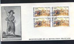 LETTRE BICENTENAIRE DE LA REVOLUTION FRANCAISE - Frankreich