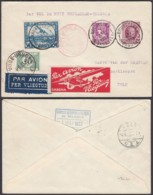Belgique 1933- Lettre Par Avion Vers Cologne -Koln De Bruges...   (EB) DC6328 - Other