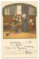 Pauli EBNER - Carte Invitation - Ebner, Pauli