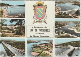 Niévre :  Lac De  Pannesiere , Le  Morvan - Autres Communes
