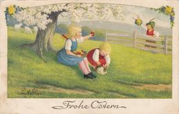 Pauli EBNER - Frohe Ostern - Ebner, Pauli