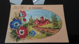CSM - AMITIES DE CHAMMES - Other Municipalities