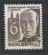 Französische Zone  , Rheinland Pfalz , Nr 35 Postfrisch Geprüft Schlegel - Französische Zone