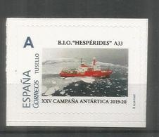 SPAIN  TO ORDER STAMP XXV CAMAPAÑA ANTARTIDA BIO HESPERIDES ANTARCTIC EXPEDITION - Spedizioni Antartiche