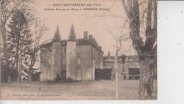 26 SAINT BARTHELEMY DE VALS  -  Chateau Fayard De Mille à MARNAS  - - Autres Communes