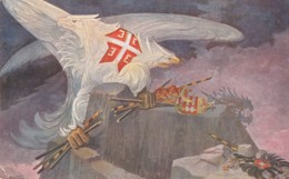 Ljubljana - I .Jugoslovenski Vsesokolski Slet 1922 - Slowenien