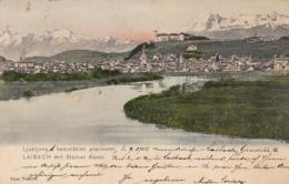 Ljubljana Laibach 1905 - Slowenien
