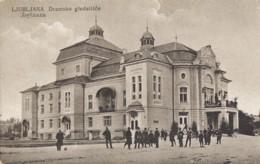 Ljubljana - Drama - Slowenien