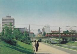 Ljubljana - Podvoz Na Titovi Cesti , Train 1967 - Slowenien