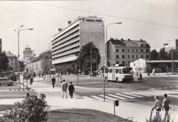 Ljubljana - Trolley Bus 1965 - Slowenien