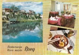 Novo Mesto - Restauracija Breg 1967 - Slowenien