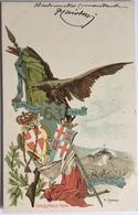 V 60079 - Campagna 63 Del 1866 Montecroce - Militari