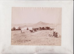 FREIGHT TEAM BULLFROG JOE MULLENDER MINERS MINING MINES MINA 20*15CM Fonds Victor FORBIN 1864-1947 - Fotos
