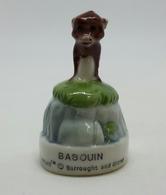 """Fève Babouin - Série """"Tarzan"""" - Arguydal 2000 - Disney"""