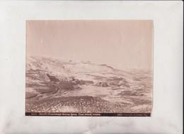 APPOLLO CONSOLIDATED MINING CAMP UNGA ISLAND ALASKA MINERS MINING MINES MINA 20*15CM Fonds Victor FORBIN 1864-1947 - Fotos