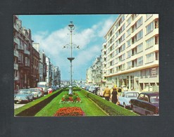 OOSTENDE - GROETEN UIT OOSTENDE : DE KONINGINNENLAAN  (13.453) - Oostende