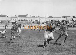 GRANDE PHOTO : MATCH RUGBY : STADE FRANCAIS EN 1943 - PHOTOGRAPHIE - Football