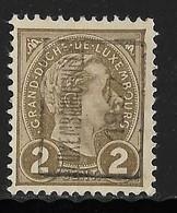 Luxembourg 1907  Prifix Nr. 34A - Precancels