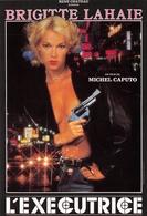 Affiche De Film - L'EXECUTRICE - Brigitte Lahaie - René Château Vidéo - Pin-up - Erotisme - Manifesti Su Carta