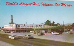 285214México, Motel El Sombrero (see Corners) - Mexiko