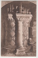 York Minster , Norman Pillar In Crypt # Frith's Series # - York