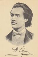 285263Mihai Eminescu (see Corners) (1850-1889) - Writers