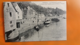 Dinan - Les Bords De La Rance - Le Departdes Vedettes Pour St Malo Et Dinard - Dinan