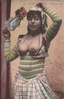 Scenes Et Types - Danseuse Arabe - Algerien