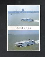 OOSTENDE - SALLY FERRIES   (13.477) - Oostende