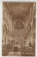 Carlisle Cathedral Choir , Looking East # Valentine's Series # - Cumberland/ Westmorland