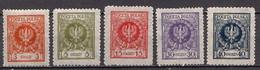 Poland MNH Stamps - 1919-1939 Republic