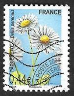 FRANCE  2008 -  Preo  255  -  Paquerette  - Oblitéré - 1989-....
