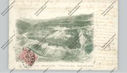 GEORGIEN, Montee De Mlet, Militärische Strasse, 1910 - Georgien