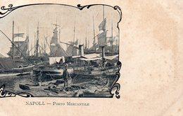 Italie Napoli Porto Mercantile - Napoli