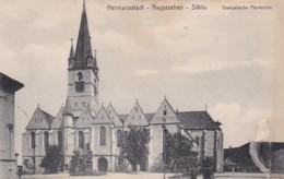 373253Hermannstadt, Nagyszeben Sibiiu (sehe Rechts Unten Und Rúckseite) - Romania