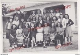 Au Plus Rapide Hyères Ecole Collège Jules Ferry Cours Complémentaire Classe Commerciale 1948-1949 - Personnes Identifiées