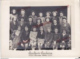 Au Plus Rapide Hyères Ecole Collège Jules Ferry 1946 - Personnes Identifiées