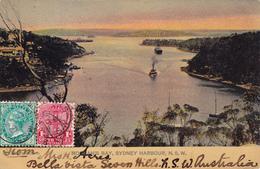 677/ Mo??an's Bay, Sydney Harbour NSW - Sydney