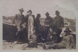 Greece , Zakynthos,Laganas,1925 Ζακυνθος,,Λαγανας. - Identified Persons