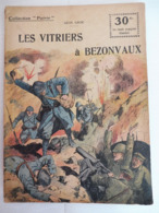 Collection Patrie - Les Vitriers A Bezonvaux - Nmr 14 -Edition Rouff - 1914-18