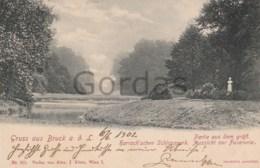 Austria - Gruss Aus Bruck An Der Leitha - Schlosspark - Fasanerie - Bruck An Der Leitha
