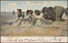 Strandgezicht, Scheveningen, 1905 - Dr Trenkler Briefkaart - Scheveningen