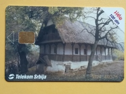 T6 - TELECARD SERBIA, CHIP TELECOM - NESTIN - Joegoslavië