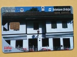 T6 - TELECARD SERBIA, CHIP TELECOM - KAFANA BELGRADE - Joegoslavië