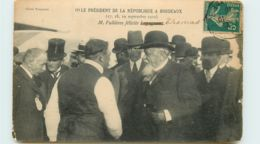 33* BORDEAUX       President Loubet             MA49-1147 - Bordeaux