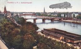 2869340Frankfurt, Sachsenhausen 1909 (sehe Ecken) - Frankfurt A. Main